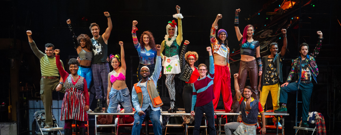 RENT Production Photo UPDATE 2